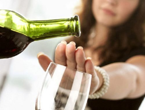 Алкоголь - причина воспаления