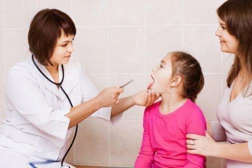Диагностика у педиатра