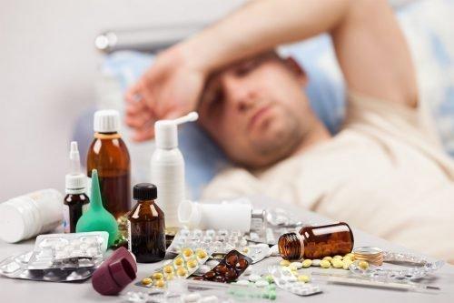 Лечение глоссита антибиотиками - только по назначению