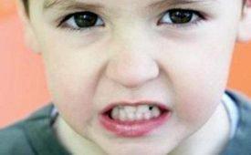 Бруксизм, скрип зубами у детей младшего возраста