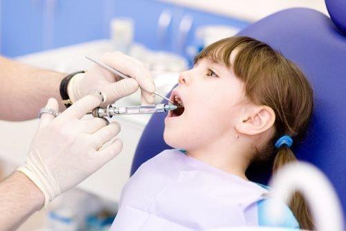 Инъекционная анестезия для детей