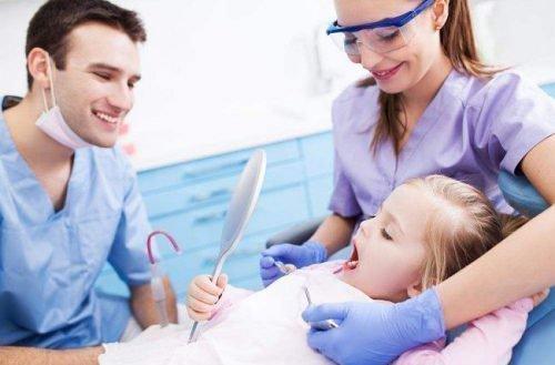 Посещение стоматолога с ребенком