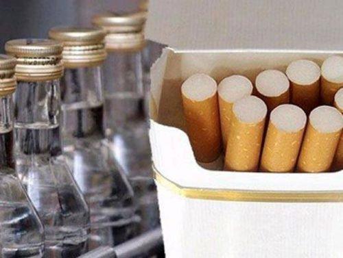 Отказ от вредных привычек: курения и алкоголя