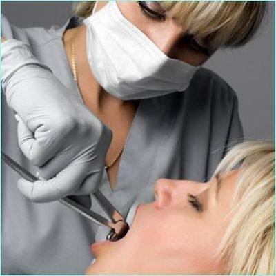 Удаление лишних зубов при гипердонтии