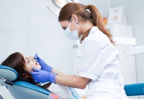 Посещение стоматолога 2 раза в год
