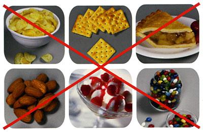 Запрещенные продукты могут стать причиной расшатывания зубов под брекетами