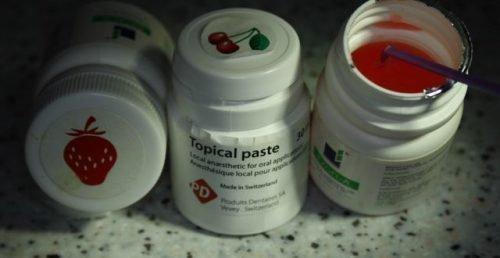 Аппликационная анестезия - препарат