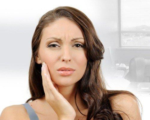 Зубная боль при фиссурном кариесе