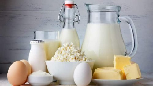 Молочные продукты для укрепления зубов