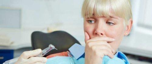 Страх перед лечением зубов