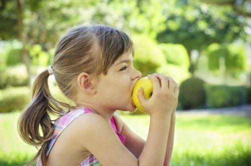 Твердое яблоко при шатании зубов
