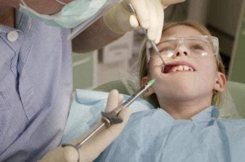 Проводниковая анестезия детям