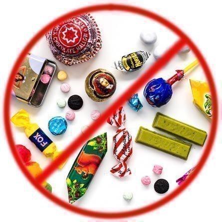 Продукты запрещенные при чувствительности
