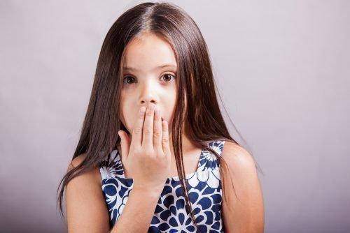 Галитоз у детей бывает часто