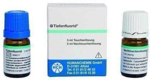Эмаль-герметизирующий ликвид Tiefenfluorid