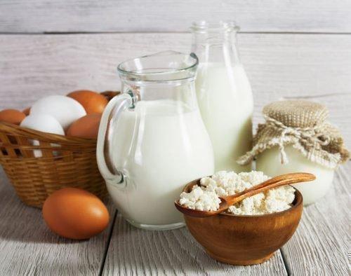 Молочные продукты - поставщик кальция для эмали зубов