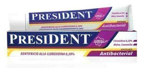 Паста Президент от пародонтоза