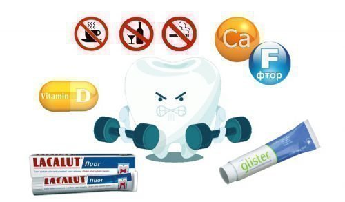 Способы восстановления эмали зубов