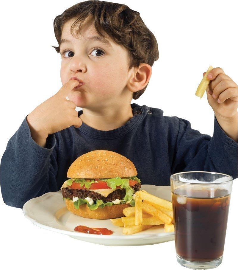 Неправильное питание - причина запаха