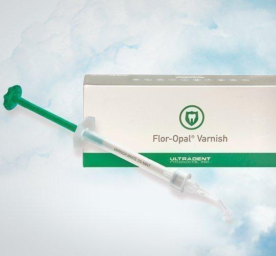 Эффективный Препарат Flor-OpalVarnish-White