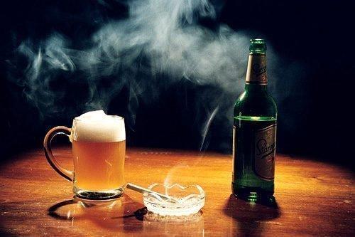 Алкоголь и курение и запах изо рта