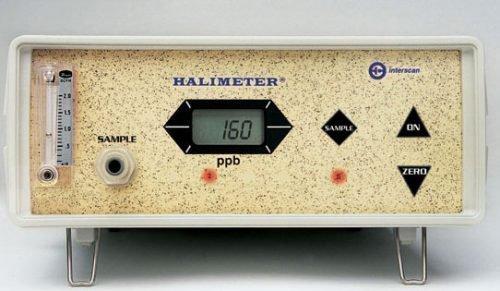 Аппарат галитометр в стоматкабинете