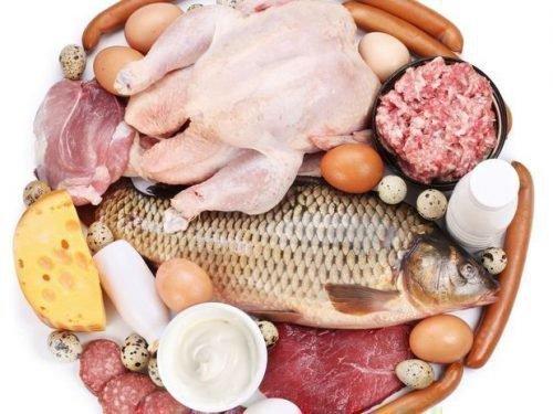 Белковая диета вызывает галитоз
