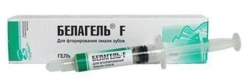 Препарат со фтором для восстановления эмали
