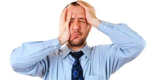 Стресс как причина галитоза