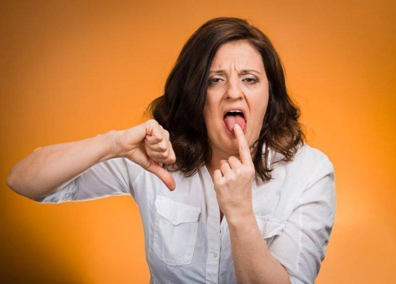 Горечь во рту - симптом многих заболеваний