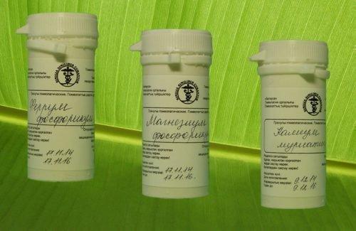 Клеточные соли при пародонтозе
