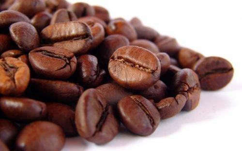 Кофейные зерна от галитоза