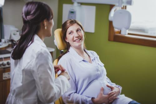 Консультация стоматолога при беременности