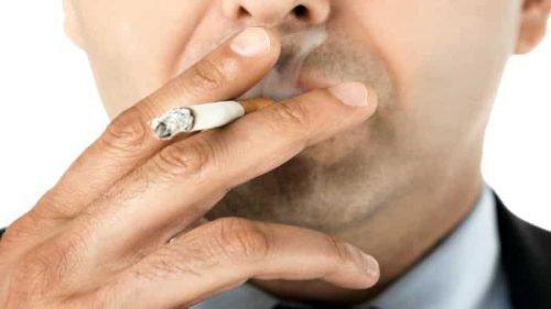 Курение окрашивает пломбы некоторых видов