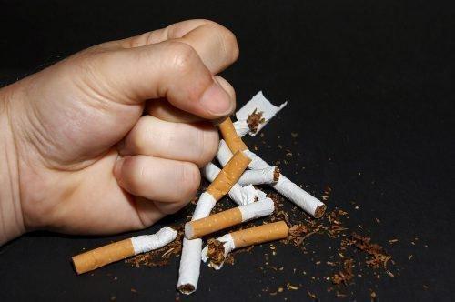 Отказ от курения немедленно