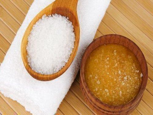 Морская соль при пародонтозе