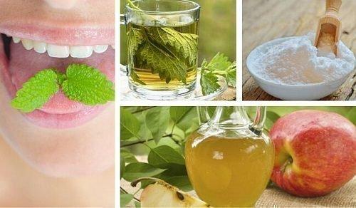 Народные средства от запаха изо рта