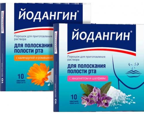 Переизбыток лекарства с йодом в организме