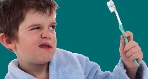 Плохая гигиена полости рта