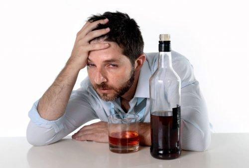Прием алкоголя без меры