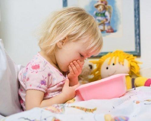 Проблемы с животом у ребенка