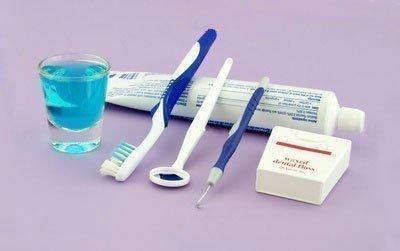 Средства гигиены рта