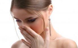 Запах изо рта при недоедании или голодании