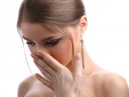 Запах изо рта при голодании