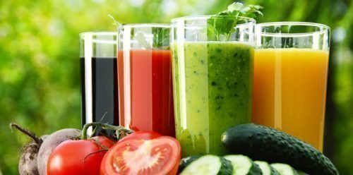 Жидкое питание при диете