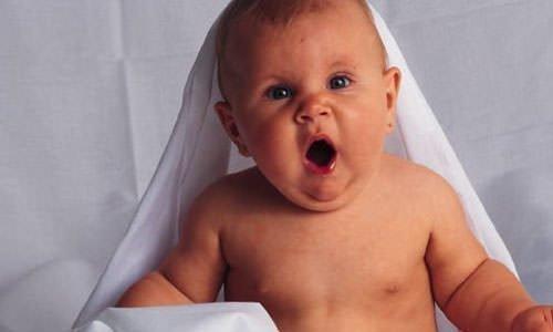 Галитоз утром у ребенка
