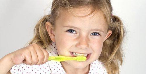 Гигиена полости рта чисткой