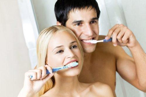 Гигиена рта и языка