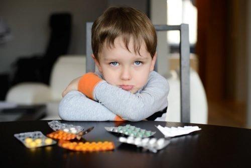 Отравление йодомарином ребенка