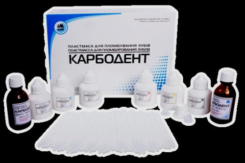 Пломбировочный препарат Карбодент